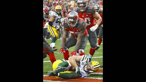 Packers at Buccaneers: 12/21/14