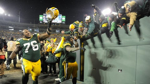 Lions at Packers: 12/28/14