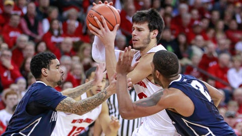 Penn State Nittany Lions at Wisconsin Badgers: 12/31/14