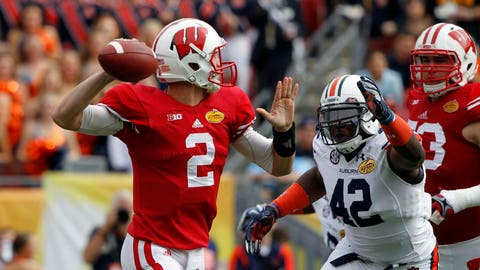Outback Bowl: Badgers vs. Tigers: 1/1/15
