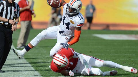 Athlete: Nick Marshall, Auburn Tigers