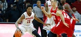Rutgers upsets fourth-ranked Badgers, 67-62