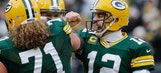 Injured Rodgers carries Packers to win with special performance