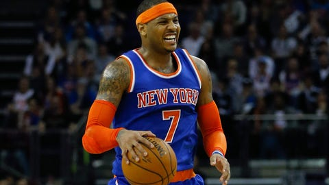 New York Knicks - Carmelo Anthony, $22,875,000