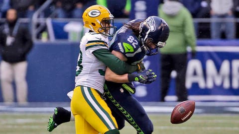 Packers at Seahawks, NFC championship: 1/18/15