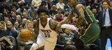 Bucks home struggles continue in loss to lowly Jazz