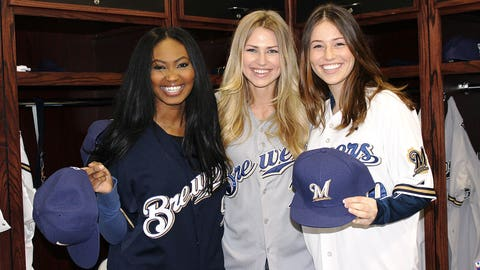 Bishara, Chyna & Sage can't wait to see the Brewers back in uniform here in Milwaukee.