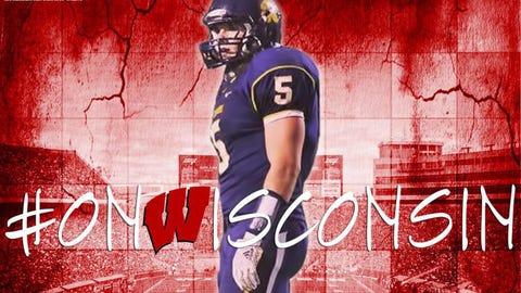 Jake Whalen, FB; Wausau, Wis.