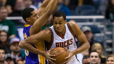 Lakers at Bucks: 2/4/15