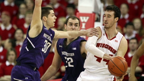 Wildcats at Badgers: 2/7/15