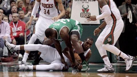 Celtics at Bucks: 2/7/15