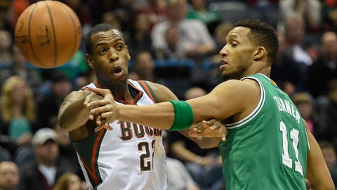 Celtics at Bucks: 2/7/15