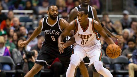 Nets at Bucks: 2/09/15
