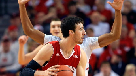 Badgers at Huskers: 2/10/15