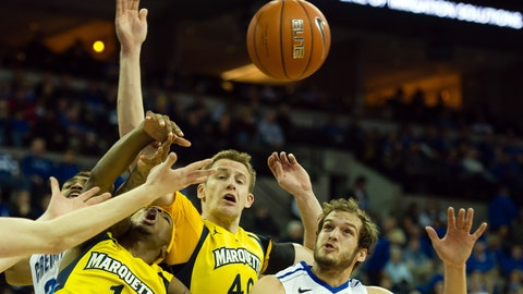 PHOTOS: Bluejays 77, Golden Eagles 70