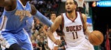 Bucks pull together without Knight to extend home win streak
