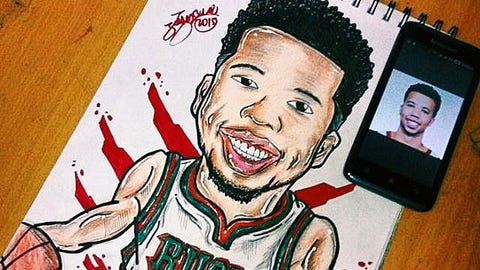 Michael Carter-Williams, PG, Bucks