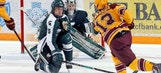 Gophers hockey burnt by sluggish start in loss to Spartans
