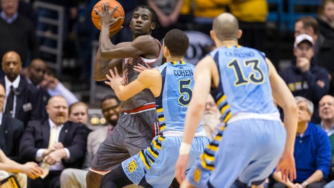 PHOTOS: Red Storm 67, Golden Eagles 51