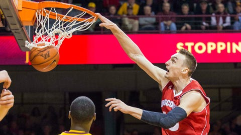 PHOTOS: Badgers 76, Gophers 63