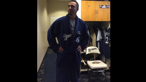 Kyle Lohse, P, Brewers