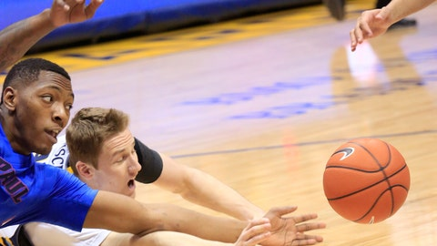 PHOTOS: Golden Eagles 58, Blue Demons 48