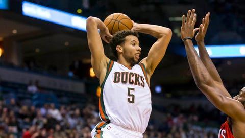 Pelicans at Bucks: 3/9/15