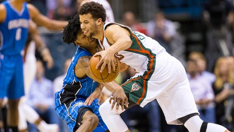 PHOTOS: Bucks 97, Magic 91