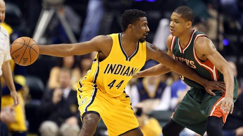 PHOTOS: Pacers 109, Bucks 103