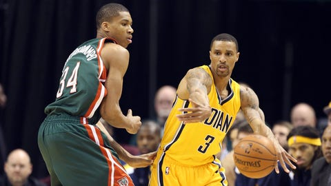 PHOTOS: Pacers 109, Bucks 103
