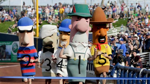 Brewers vs. Cubs: 3/14/15