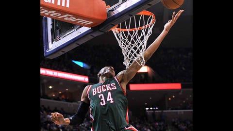Bucks at Grizzlies: 3/14/15