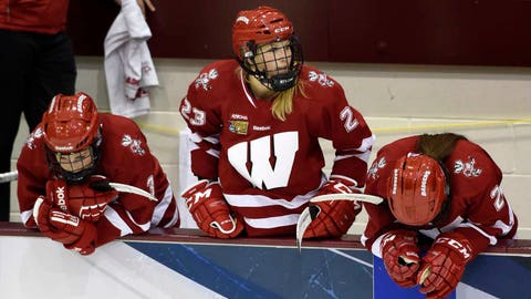 Badgers women's hockey vs. Gophers: 3/20/15