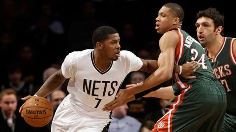 Joe Johnson, 33, Brooklyn Nets