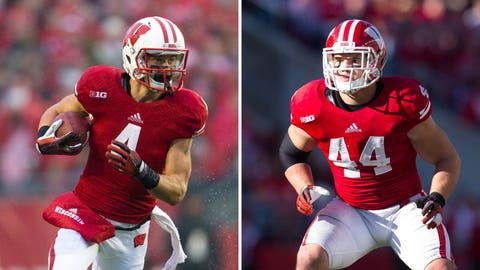 Jared Abbrederis, WR, former Badger