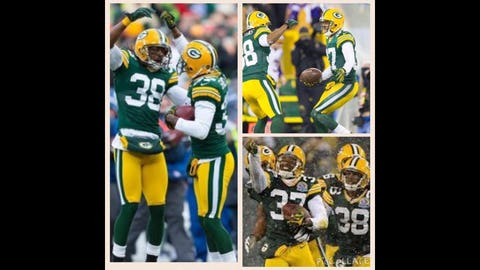 Sam Shields, CB, Packers