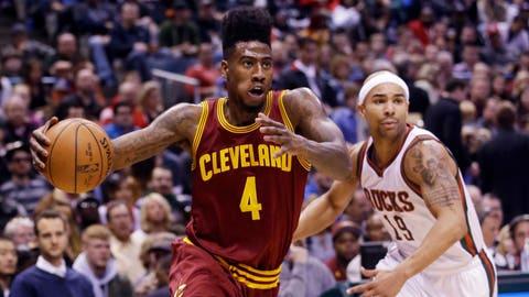 Cavaliers at Bucks: 3/22/15