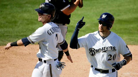Brewers vs. White Sox: 3/22/15