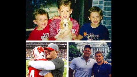 Derek Watt, Badgers