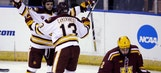 Bulldogs take bite out of Gophers in NCAA tourney