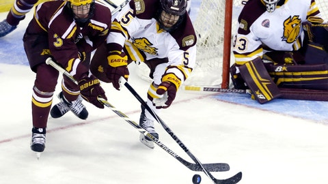 PHOTOS: Bulldogs 4, Gophers 1