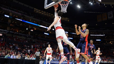 PHOTOS: Badgers 85, Wildcats 78