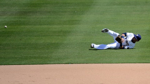 Brewers vs. Indians: 4/4/15