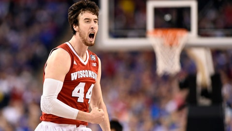 PHOTOS: Badgers 71, Wildcats 64