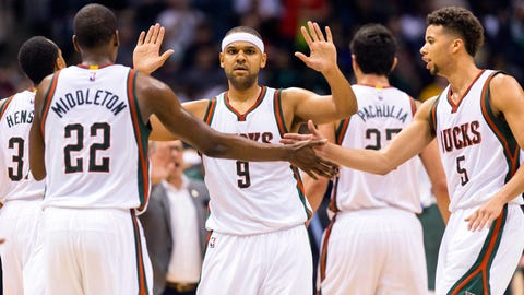 14. Milwaukee Bucks