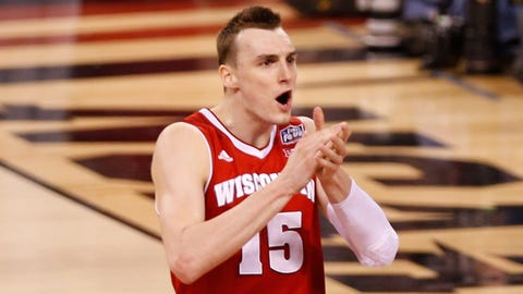 Sam Dekker, F, Badgers