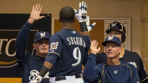 Pirates at Brewers: 4/10/15-4/12/15