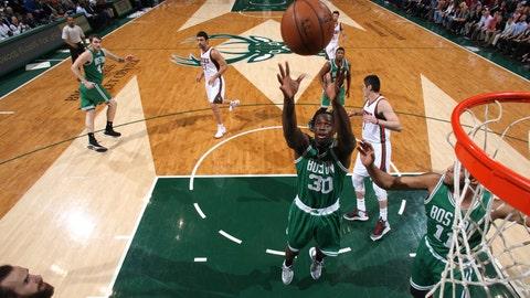 PHOTOS: Celtics 105, Bucks 100
