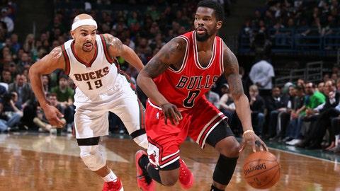 PHOTOS: Bulls 120, Bucks 66
