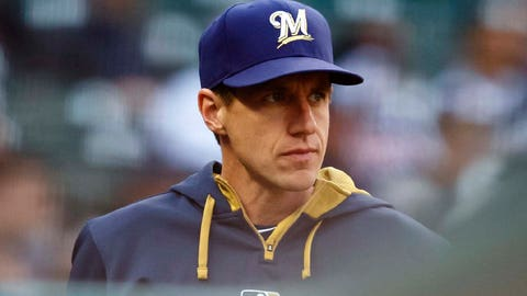 Brewers at Tigers: 5/18/15-5/20/15
